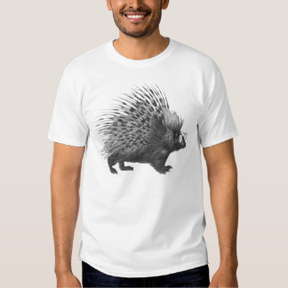 Nerdy Porcupine Shirt