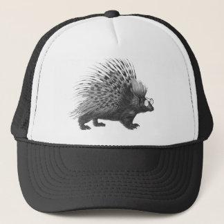 Nerdy Porcupine Trucker Hat