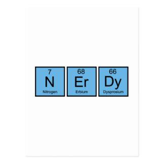 Nerdy Postal