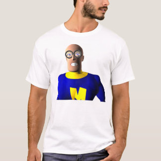 Nerdy Super Hero T-Shirt