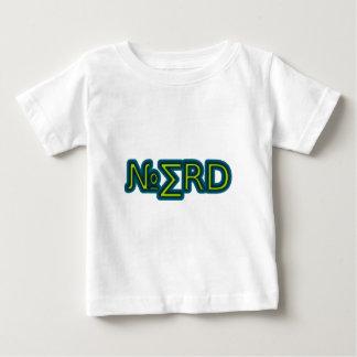 Nerdy thing infant t-shirt