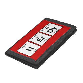 NErDy Tri-fold Wallets