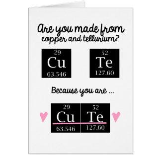 Nerdy Valentines Day Card