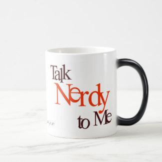 Nerdy, www.troll-baby.com taza mágica