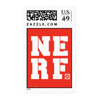 Nerf Block - White Postage Stamps