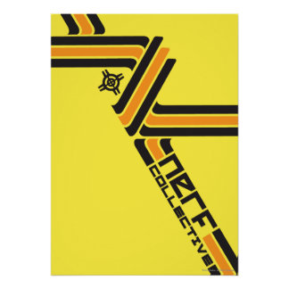 Nerf Collective - 2 Poster