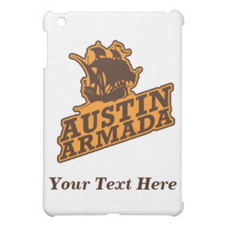 Nerf League Of Las Cruces Cruces Stampede Under 8 iPad Mini Cover