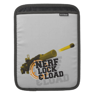 Nerf Lock & Load iPad Sleeve