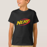 "Nerf Logo - Dark App T-Shirt<br><div class=""desc"">Logos</div>"