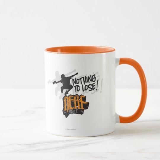 Nerf - Nothing to Lose! Mug