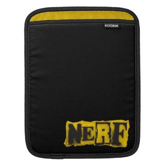 Nerf Rebel - Yellow iPad Sleeves