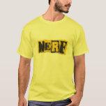 Nerf Rebel - Yellow T-Shirt