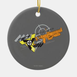 Nerf Recon Ceramic Ornament
