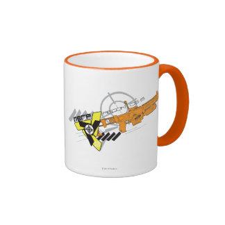 Nerf Recon Coffee Mug