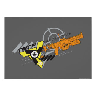 Nerf Recon Poster