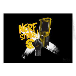 Nerf Strike 2 Card