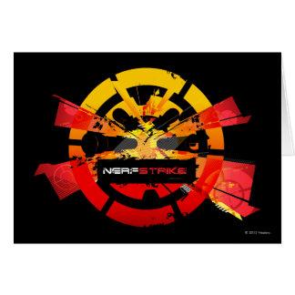 Nerf Strike Card