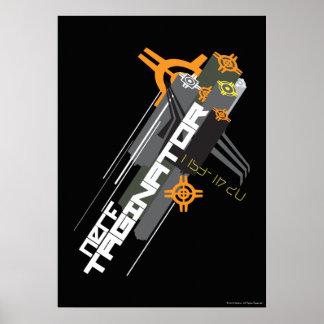 Nerf Taginator Poster