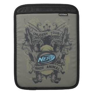 Nerf - Unleash Your Inner Animal iPad Sleeve
