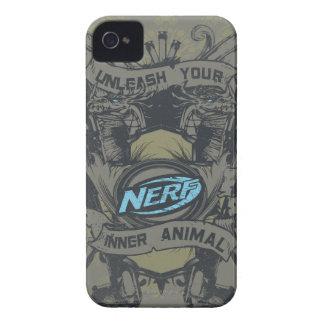 Nerf - Unleash Your Inner Animal iPhone 4 Case