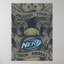 Nerf - Unleash Your Inner Animal Poster