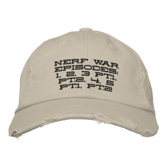 Nerf War: The Hat