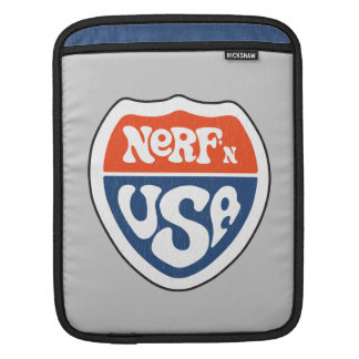 Nerf'n USA iPad Sleeve
