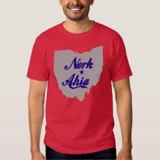 Nerk (Newark) Ahia (Ohio) shirt
