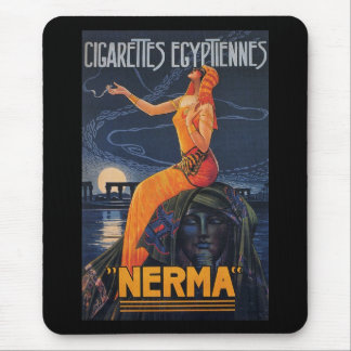 NERMA Cigarettes Egyptiennes Mouse Pad