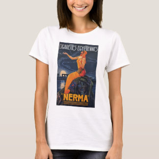 NERMA Cigarettes Egyptiennes T-Shirt