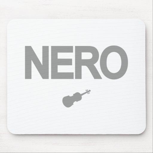Nero Alfombrilla De Ratón