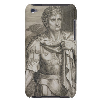 Nero Claudius Caesar Emperor of Rome 54-68 AD engr Barely There iPod Cover