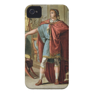 Nero, costume for 'Britannicus' by Jean Racine, fr iPhone 4 Covers