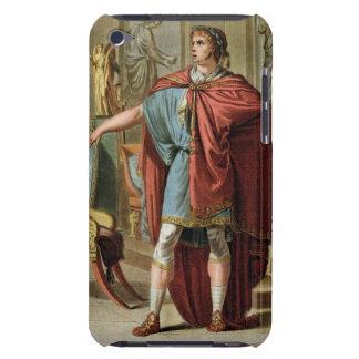 "Nero, traje para ""Britannicus"" por Jean Racine, fr Barely There iPod Coberturas"