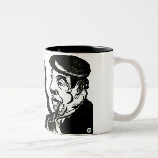Neruda Coffee Mug