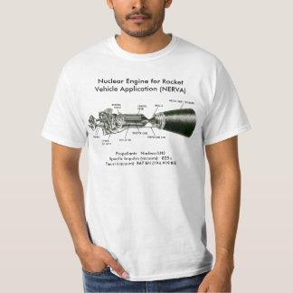 NERVA Rocket T-shirt