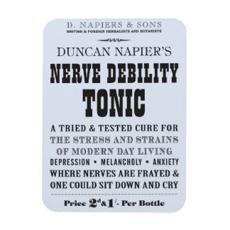 Nerve Tonic Magnet