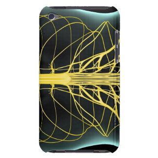 Nerves of the Lower Back iPod Touch Case-Mate Case