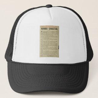 Nervous Exhaustion Trucker Hat