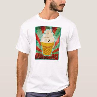 Nervous Ice Cream Cone T-Shirt