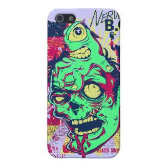Nervous iphone Case