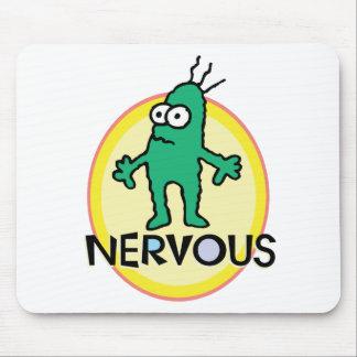 Nervous Mousepad