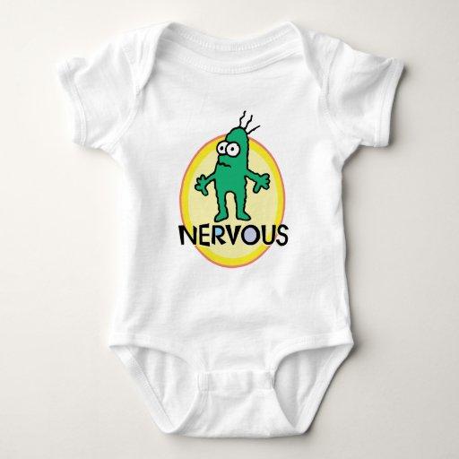 Nervous Tee Shirts