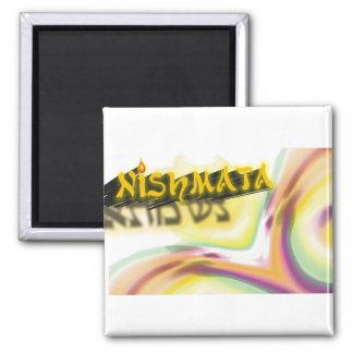 Neshama 2 Inch Square Magnet