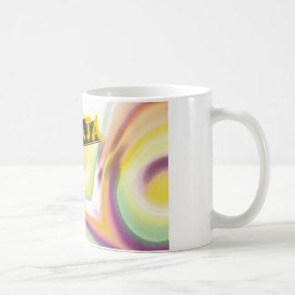 Neshama Classic White Coffee Mug