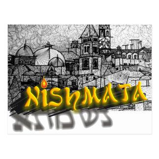 Neshamah Postcard