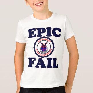 Neshaminy School District EPIC FAIL T-Shirt