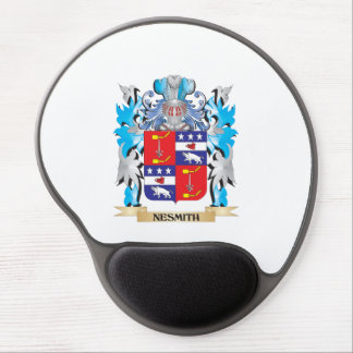 Nesmith Coat of Arms - Family Crest Gel Mouse Pad