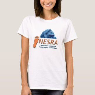 NESRA Ladies Fitted Spaghetti T-Shirt