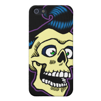 Ness Rockabilly 00 iPhone 5 Cases